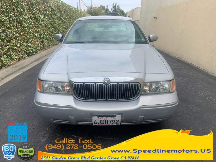 2000 Mercury Grand Marquis 4dr Sdn LS, available for sale in Garden Grove, California | Speedline Motors. Garden Grove, California