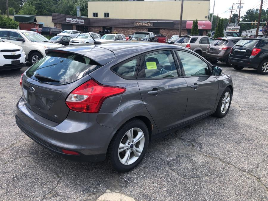 2014 Ford Focus 5dr HB SE, available for sale in Billerica, Massachusetts | Benz Of Billerica. Billerica, Massachusetts