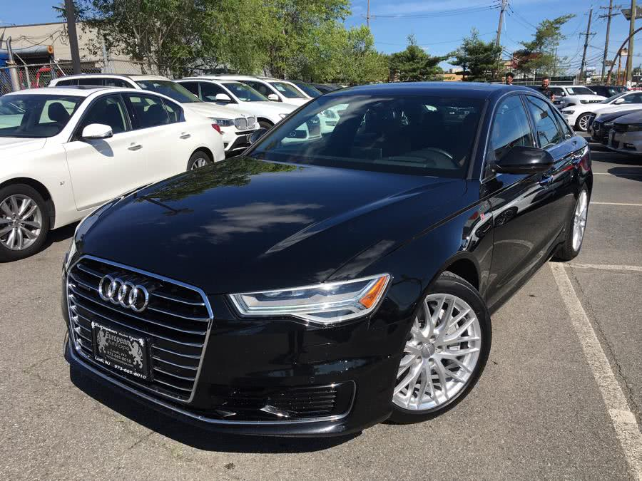 Used 2016 Audi A6 in Hillside, New Jersey | M Sport Motor Car. Hillside, New Jersey