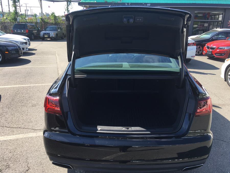 2016 Audi A6 4dr Sdn quattro 3.0T Prestige, available for sale in Lodi, New Jersey | European Auto Expo. Lodi, New Jersey