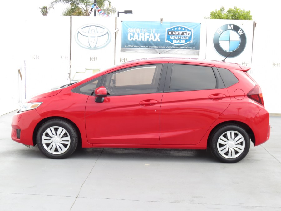 2016 Honda Fit 5dr HB CVT LX, available for sale in Santa Ana, California | Auto Max Of Santa Ana. Santa Ana, California
