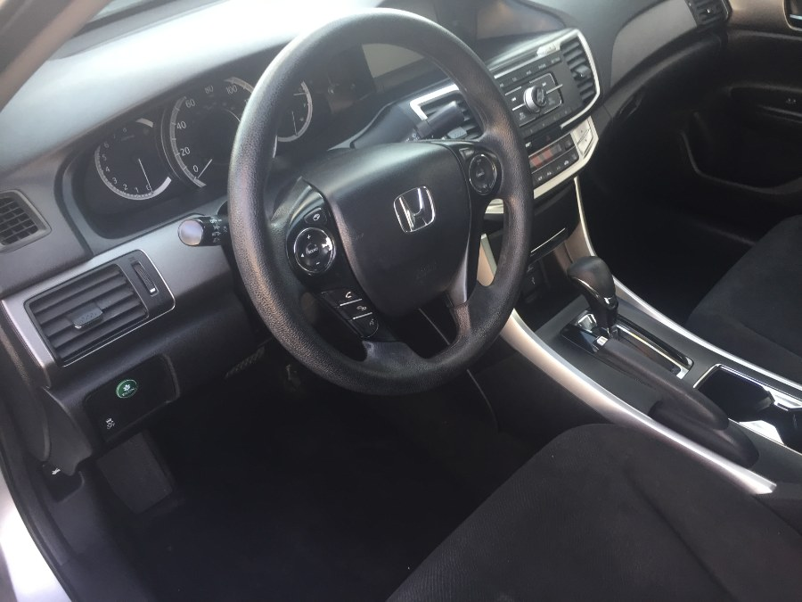 2013 Honda Accord Sdn 4dr I4 CVT LX PZEV, available for sale in Middle Village, New York | Middle Village Motors . Middle Village, New York