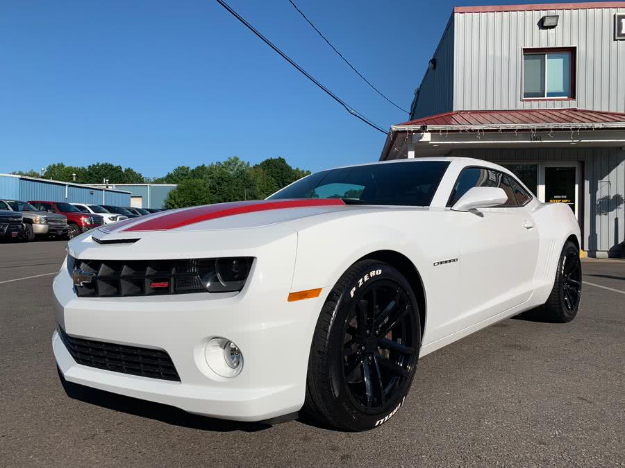 2013 Chevrolet Camaro 2dr Cpe SS w/2SS, available for sale in South Windsor, Connecticut   Mike And Tony Auto Sales, Inc. South Windsor, Connecticut