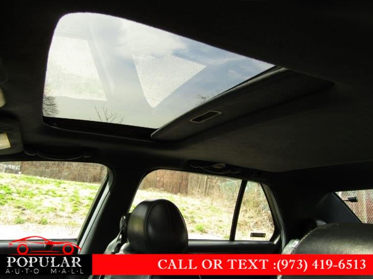 Used Cadillac DeVille 4dr Sdn w/Livery Pkg 2003 | Popular Auto Mall Inc . Newark , New Jersey