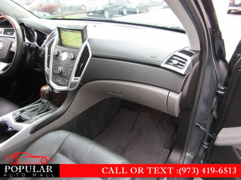 2010 Cadillac SRX AWD 4dr Luxury Collection, available for sale in Newark , New Jersey | Popular Auto Mall Inc . Newark , New Jersey