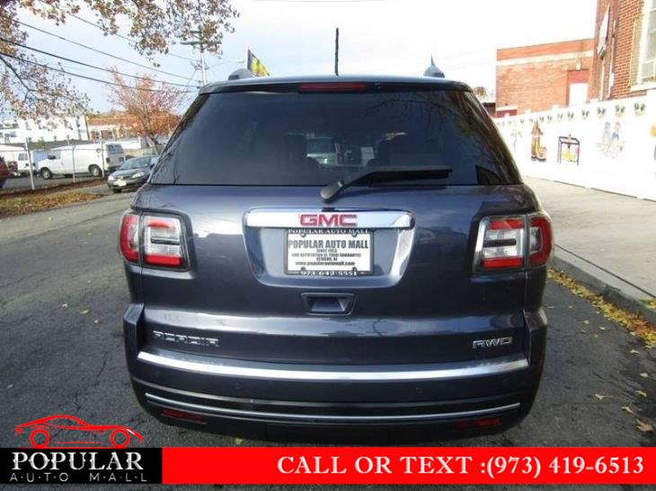 2013 GMC Acadia AWD 4dr SLT w/SLT-1, available for sale in Newark , New Jersey | Popular Auto Mall Inc . Newark , New Jersey