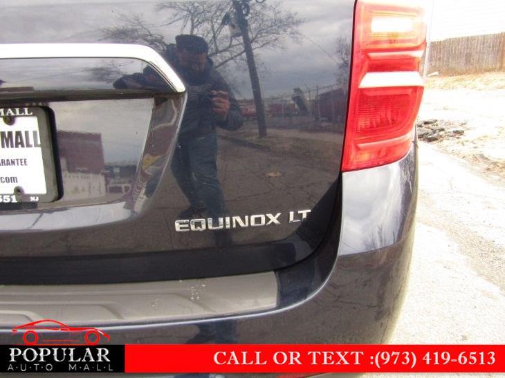 Used Chevrolet Equinox FWD 4dr LT 2016 | Popular Auto Mall Inc . Newark , New Jersey