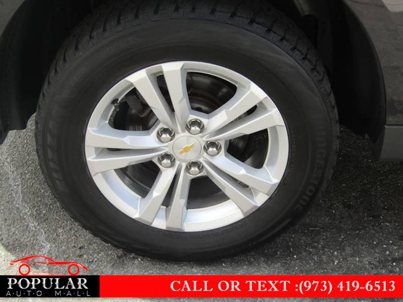 Used Chevrolet Equinox FWD 4dr LT w/1LT 2015 | Popular Auto Mall Inc . Newark , New Jersey