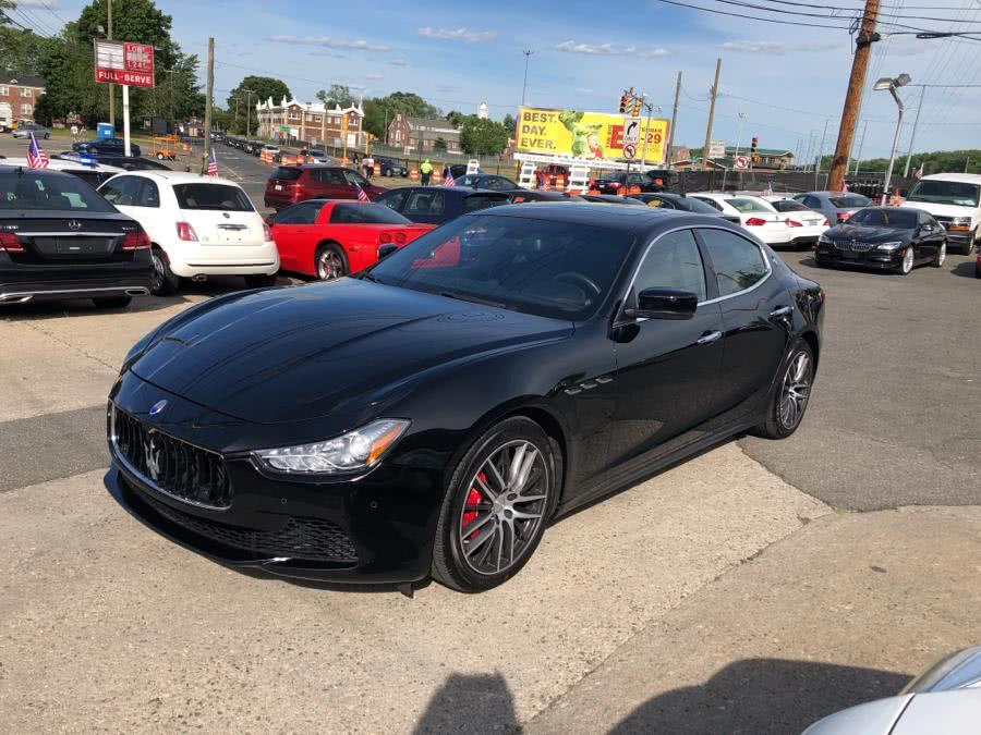 Used 2016 Maserati Ghibli S Q4 in W Springfield, Massachusetts | Dean Auto Sales. W Springfield, Massachusetts