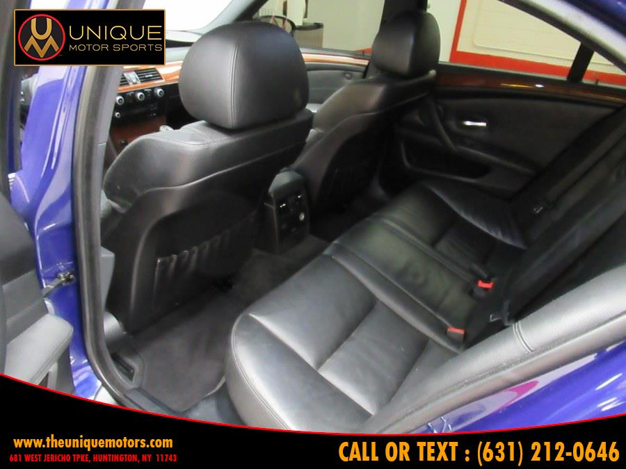 2008 BMW 5 Series 4dr Sdn M5 RWD, available for sale in Huntington, New York | Unique Motor Sports. Huntington, New York