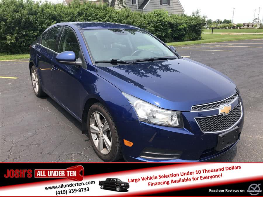 Used 2013 Chevrolet Cruze in Elida, Ohio | Josh's All Under Ten LLC. Elida, Ohio