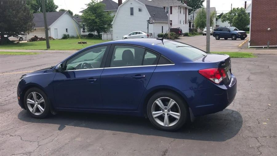 2013 Chevrolet Cruze 4dr Sdn Auto 2LT, available for sale in Elida, Ohio | Josh's All Under Ten LLC. Elida, Ohio
