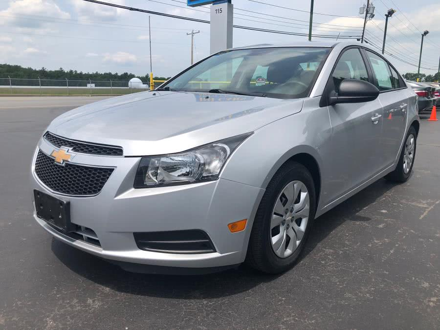 Used Chevrolet Cruze LS 2014 | RH Cars LLC. Merrimack, New Hampshire