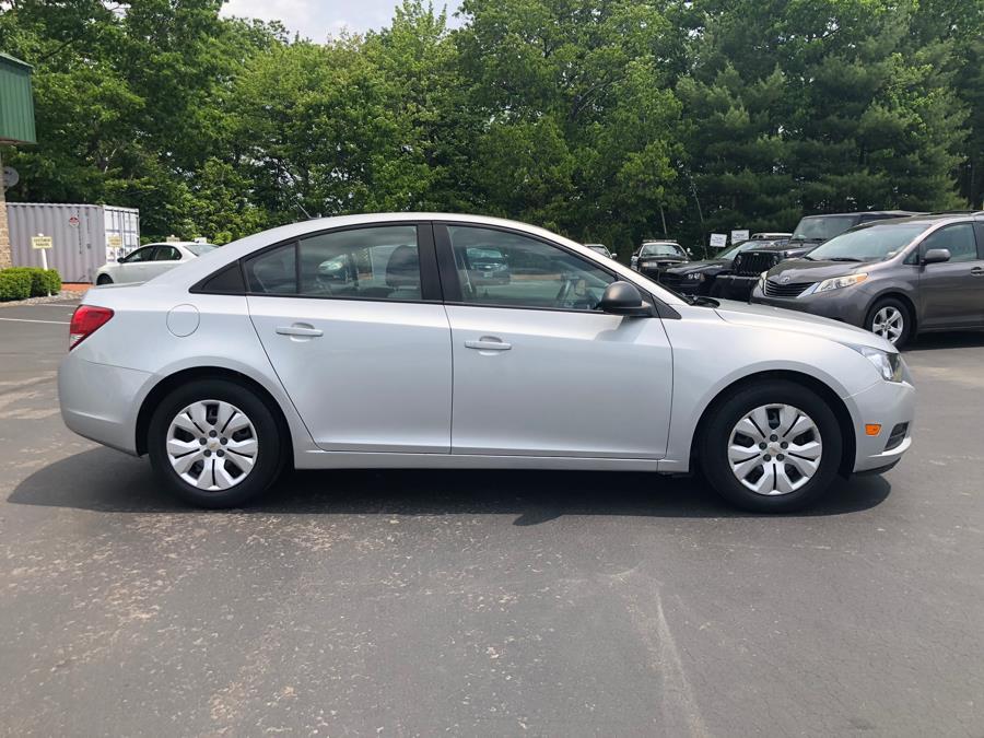 2014 Chevrolet Cruze LS, available for sale in Merrimack, New Hampshire | RH Cars LLC. Merrimack, New Hampshire