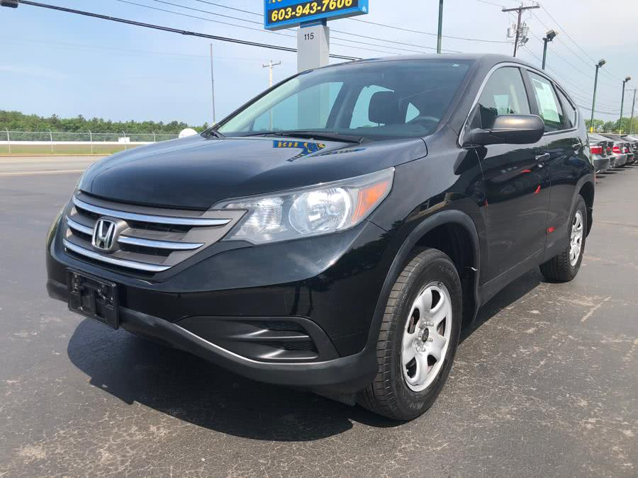 Used Honda CR-V LX AWD 2013 | RH Cars LLC. Merrimack, New Hampshire