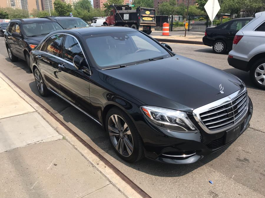 Used Mercedes-Benz S-Class 4dr Sdn S 550 4MATIC 2016 | NYC Automart Inc. Brooklyn, New York