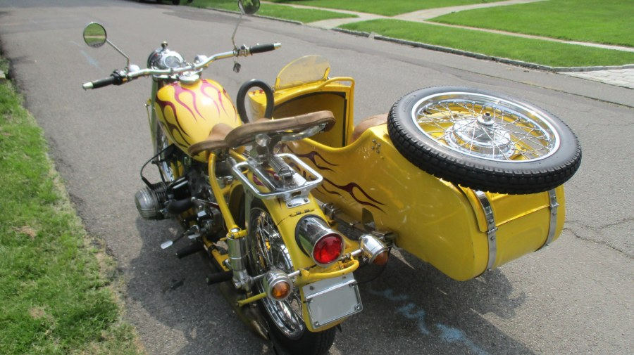 1968 CHANG JIANG JIANG MOTORCYCLE, available for sale in Bronx, New York | TNT Auto Sales USA inc. Bronx, New York