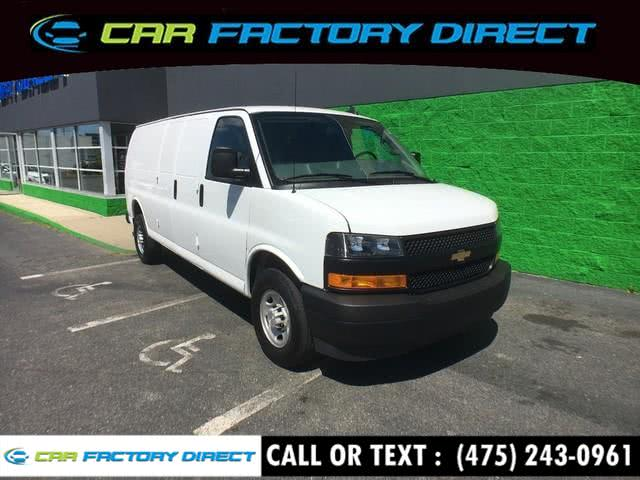 Used 2019 Chevrolet Express Cargo Van 2500 in Milford, Connecticut | Car Factory Direct. Milford, Connecticut