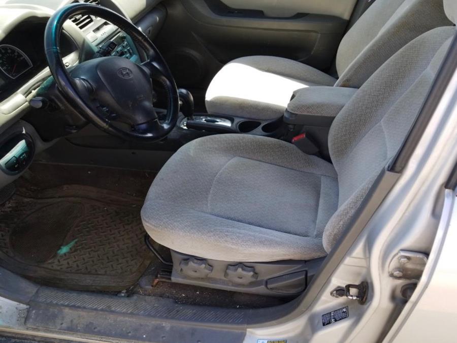2005 Hyundai Santa Fe 4dr GLS FWD 2.7L Auto, available for sale in Hartford, Connecticut   Mecca Auto LLC. Hartford, Connecticut