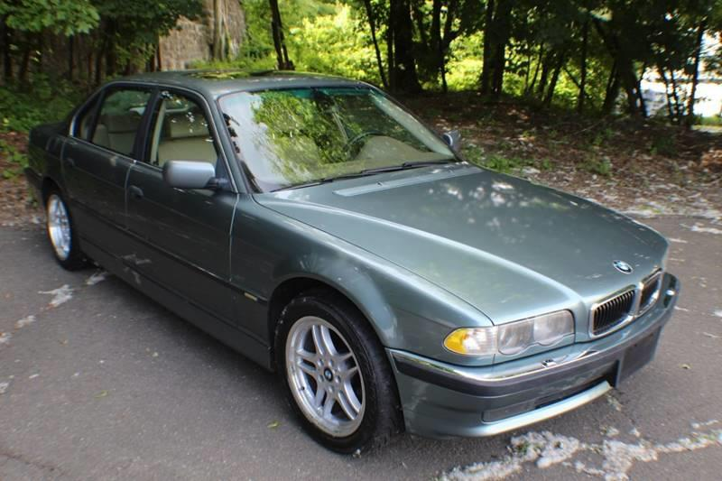 2001 BMW 7 Series 740iL 4dr Sedan, available for sale in Waterbury, Connecticut | Sphinx Motorcars. Waterbury, Connecticut