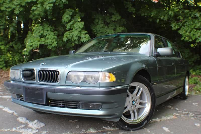 2001 BMW 7 Series 740iL 4dr Sedan, available for sale in Waterbury, CT