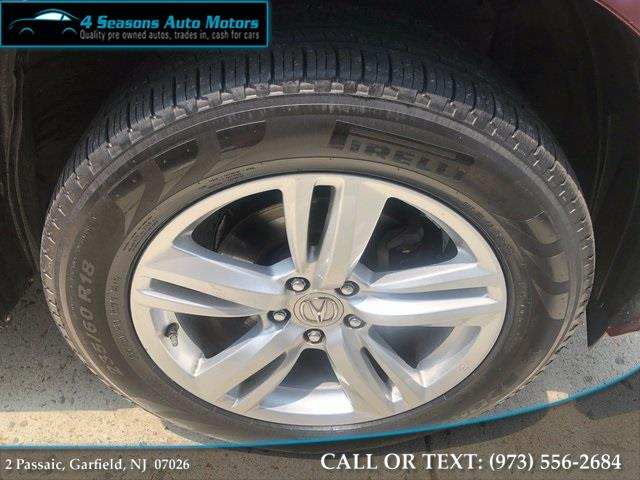 2014 Acura Rdx Base, available for sale in Garfield, New Jersey | 4 Seasons Auto Motors. Garfield, New Jersey
