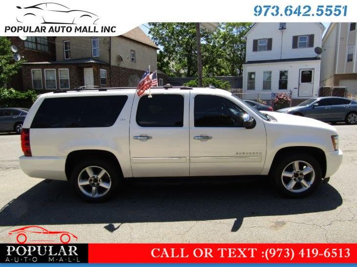 Used Chevrolet Suburban 4WD 4dr 1500 LTZ 2011 | Popular Auto Mall Inc . Newark , New Jersey