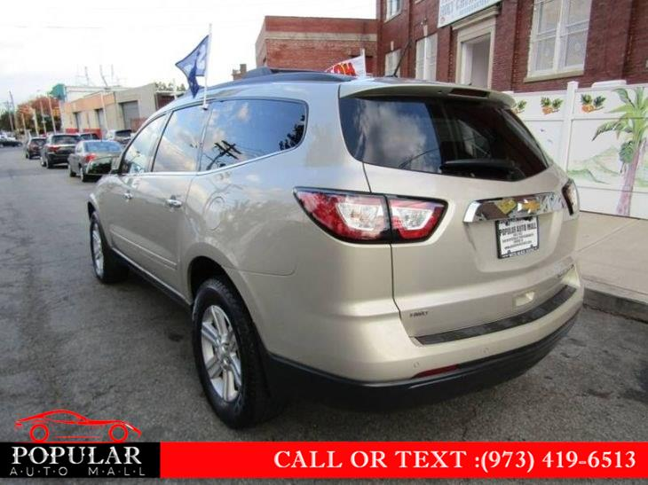 2014 Chevrolet Traverse AWD 4dr LT w/1LT, available for sale in Newark , New Jersey | Popular Auto Mall Inc . Newark , New Jersey