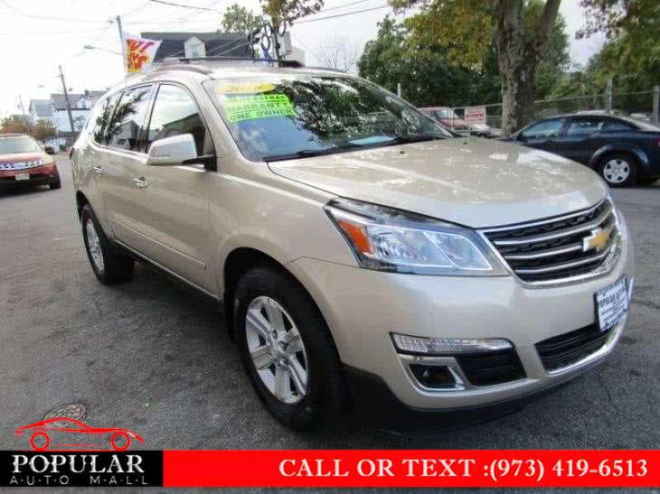 Used 2014 Chevrolet Traverse in Newark , New Jersey | Popular Auto Mall Inc . Newark , New Jersey