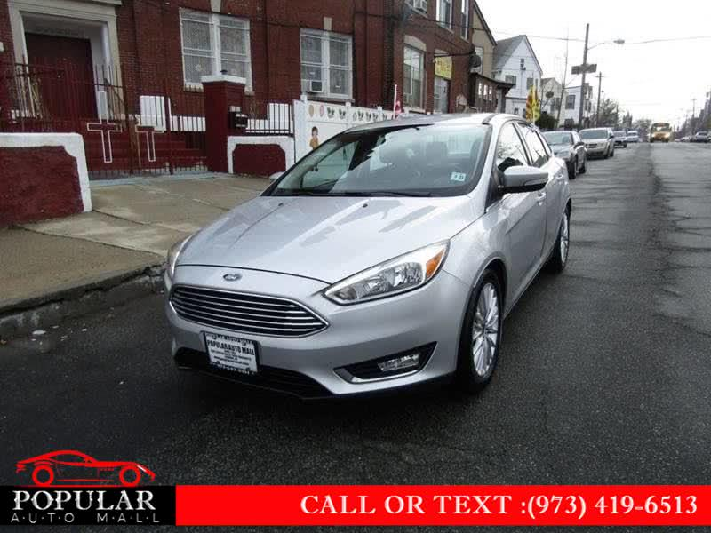 Used 2015 Ford Focus in Newark , New Jersey | Popular Auto Mall Inc . Newark , New Jersey