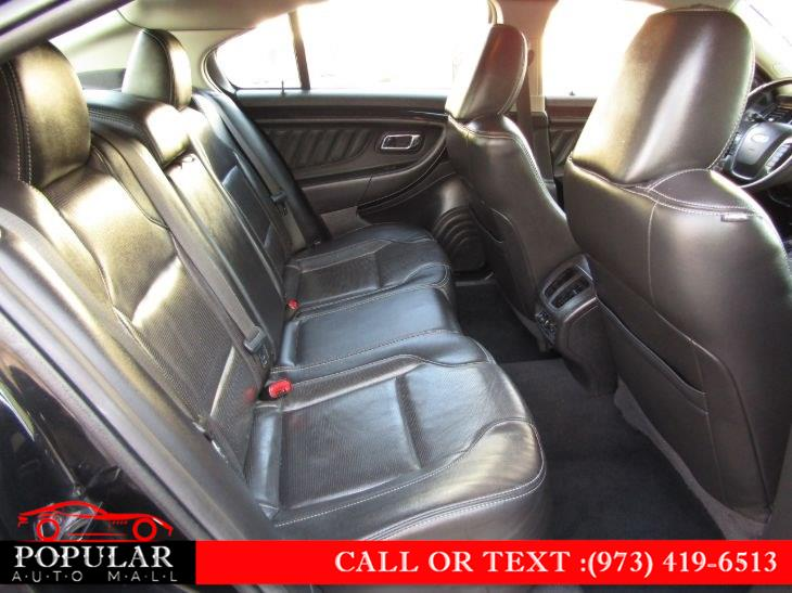Used Ford Taurus 4dr Sdn Limited AWD 2011   Popular Auto Mall Inc . Newark , New Jersey