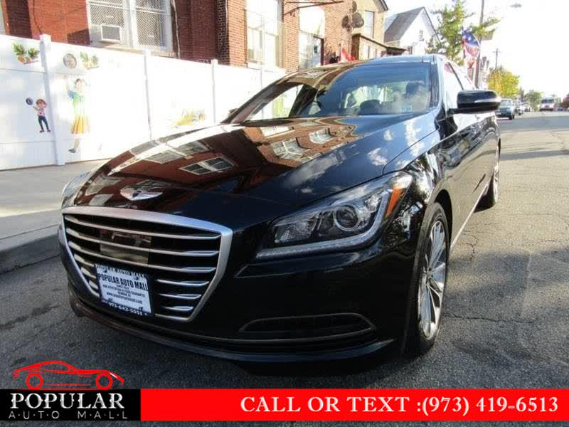 Used 2015 Hyundai Genesis in Newark , New Jersey | Popular Auto Mall Inc . Newark , New Jersey