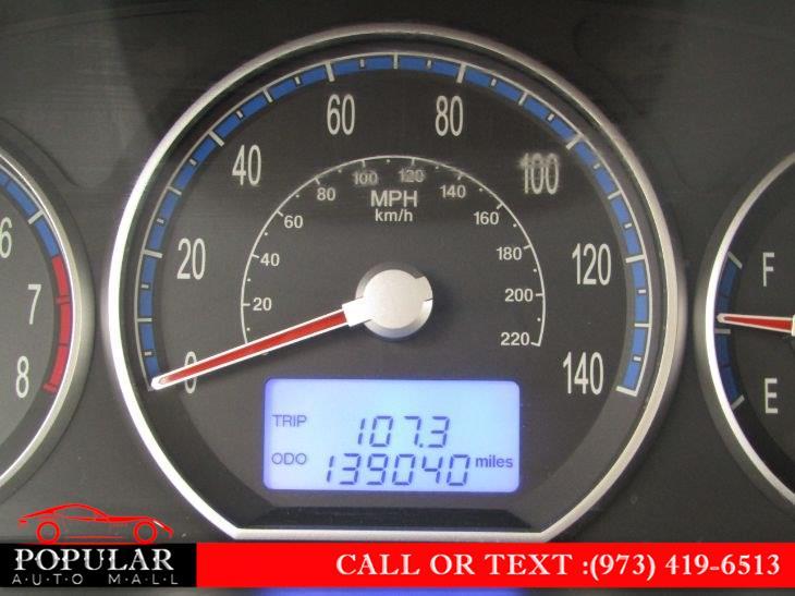 Used Hyundai Santa Fe AWD 4dr Auto Limited 2009   Popular Auto Mall Inc . Newark , New Jersey