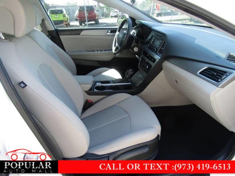 Used Hyundai Sonata 2.4L 2017   Popular Auto Mall Inc . Newark , New Jersey