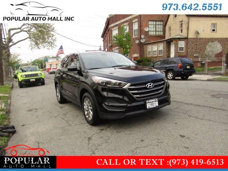 Used Hyundai Tucson FWD 4dr SE 2016 | Popular Auto Mall Inc . Newark , New Jersey
