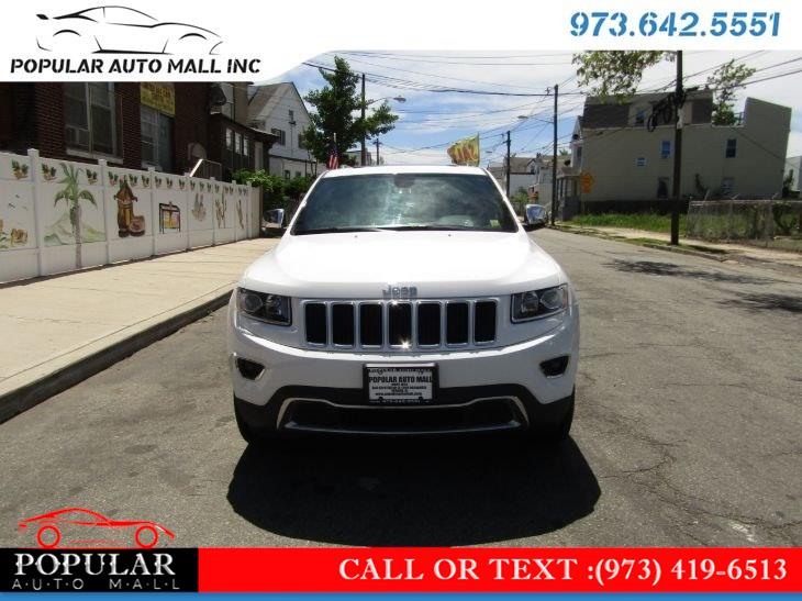 Used Jeep Grand Cherokee 4WD 4dr Limited 2015 | Popular Auto Mall Inc . Newark , New Jersey