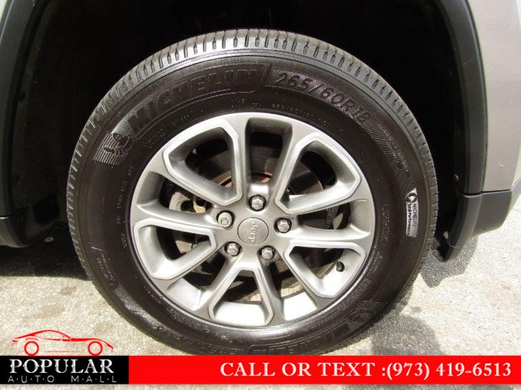 Used Jeep Grand Cherokee 4WD 4dr Limited 2014 | Popular Auto Mall Inc . Newark , New Jersey