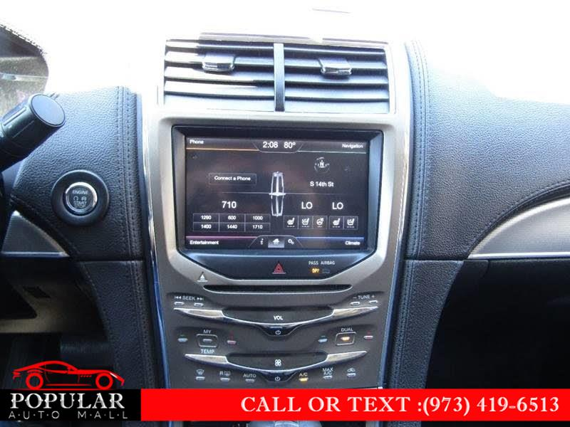 Used Lincoln MKX AWD 4dr 2012 | Popular Auto Mall Inc . Newark , New Jersey