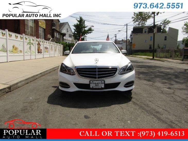 Used Mercedes-Benz E-Class 4dr Sdn E350 Luxury 4MATIC 2014 | Popular Auto Mall Inc . Newark , New Jersey