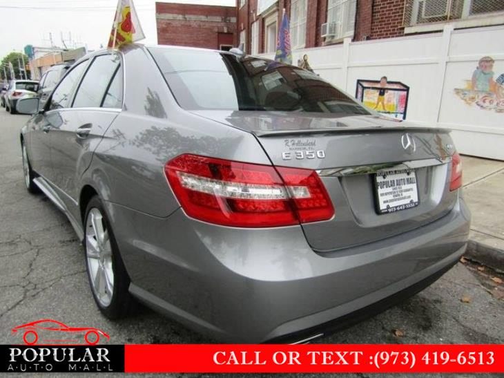 Used Mercedes-Benz E-Class 4dr Sdn E350 Luxury 4MATIC *Ltd Avail* 2013 | Popular Auto Mall Inc . Newark , New Jersey