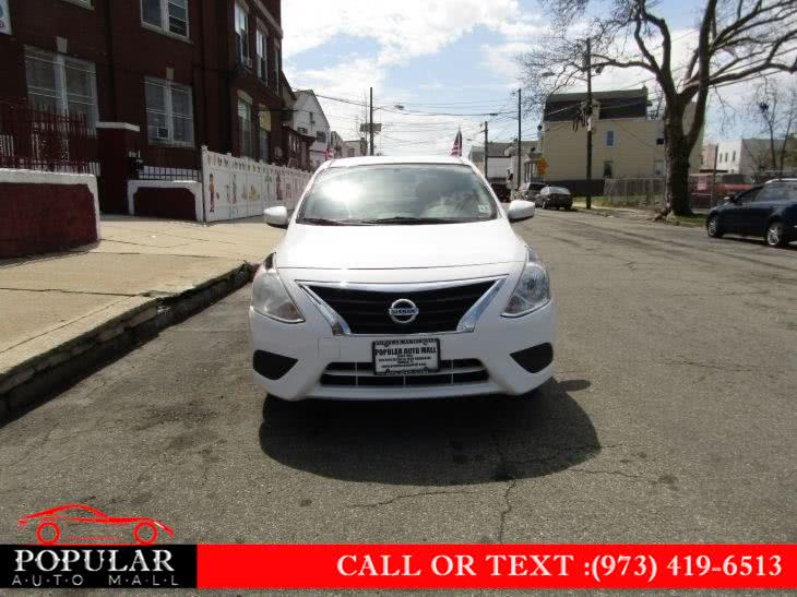 Used Nissan Versa 4dr Sdn Auto 1.6 S 2016 | Popular Auto Mall Inc . Newark , New Jersey
