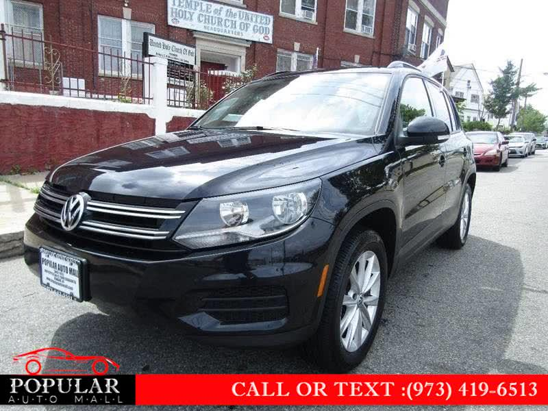 Used 2015 Volkswagen Tiguan in Newark , New Jersey | Popular Auto Mall Inc . Newark , New Jersey