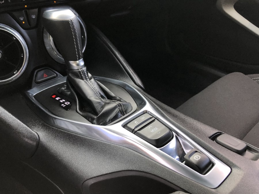 2019 Chevrolet Camaro 2dr Cpe LT w/1LT, available for sale in Highland Park , New Jersey | Avenger Auto Sales . Highland Park , New Jersey