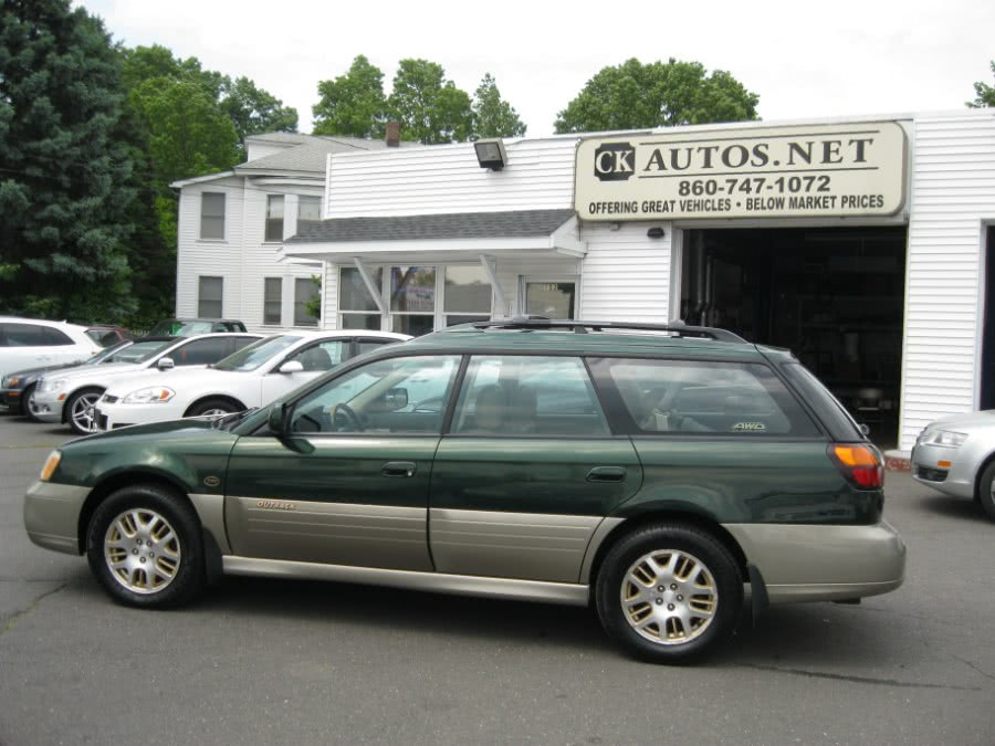 Used Subaru Legacy Wagon 5dr Outback H6 L.L. Bean Edition 2001 | Skytop Motors. Plainville, Connecticut