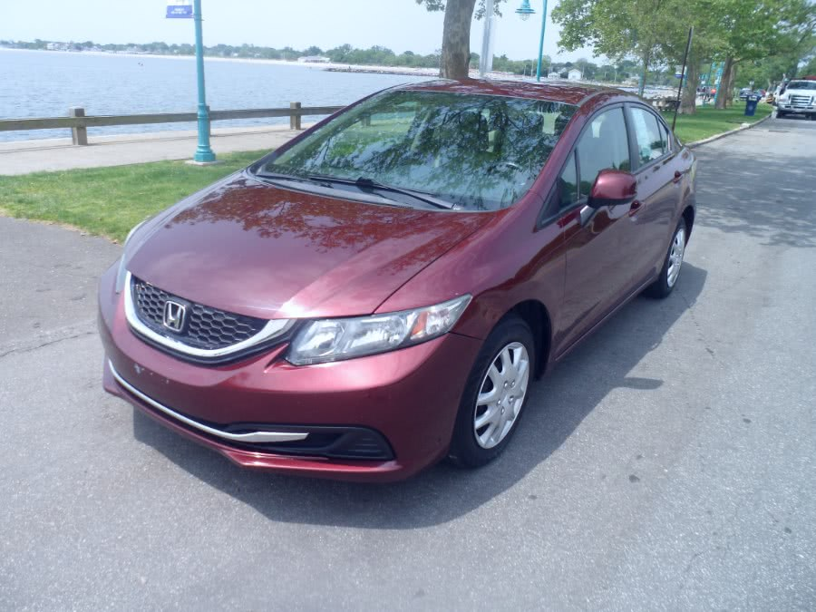 Used 2013 Honda Civic Sdn in Bridgeport, Connecticut | Hurd Auto Sales. Bridgeport, Connecticut
