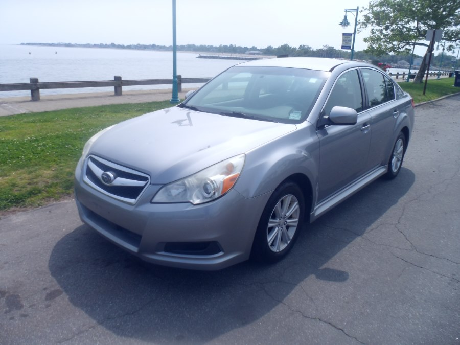 2010 Subaru Legacy 4dr Sdn H4 Auto Prem All-Weather PZEV, available for sale in Bridgeport, Connecticut   Hurd Auto Sales. Bridgeport, Connecticut