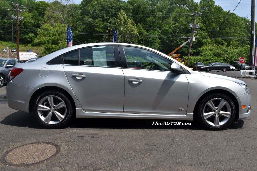 2013 Chevrolet Cruze 4dr Sdn Auto 2LT, available for sale in Waterbury, Connecticut | Highline Car Connection. Waterbury, Connecticut