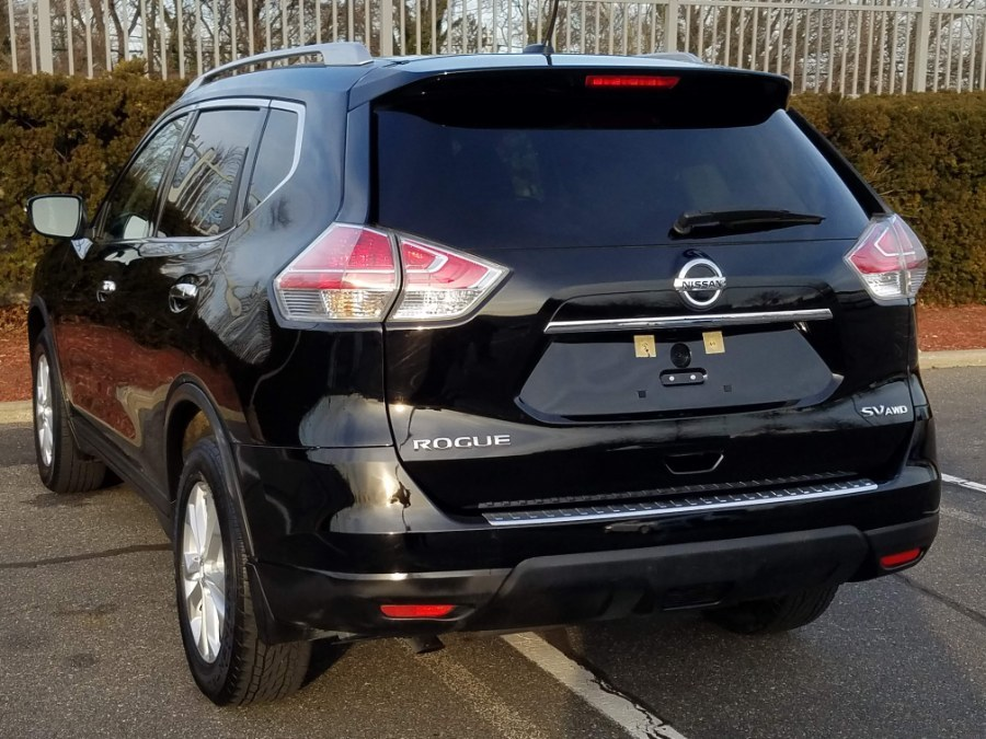2015 Nissan Rogue AWD SV w/Back-up Camera,Bluetooth,Push Start, available for sale in Queens, NY