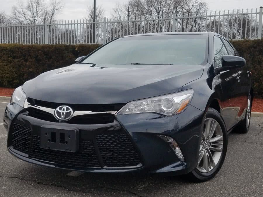 Used 2015 Toyota Camry SE Sdn Auto in Queens, New York