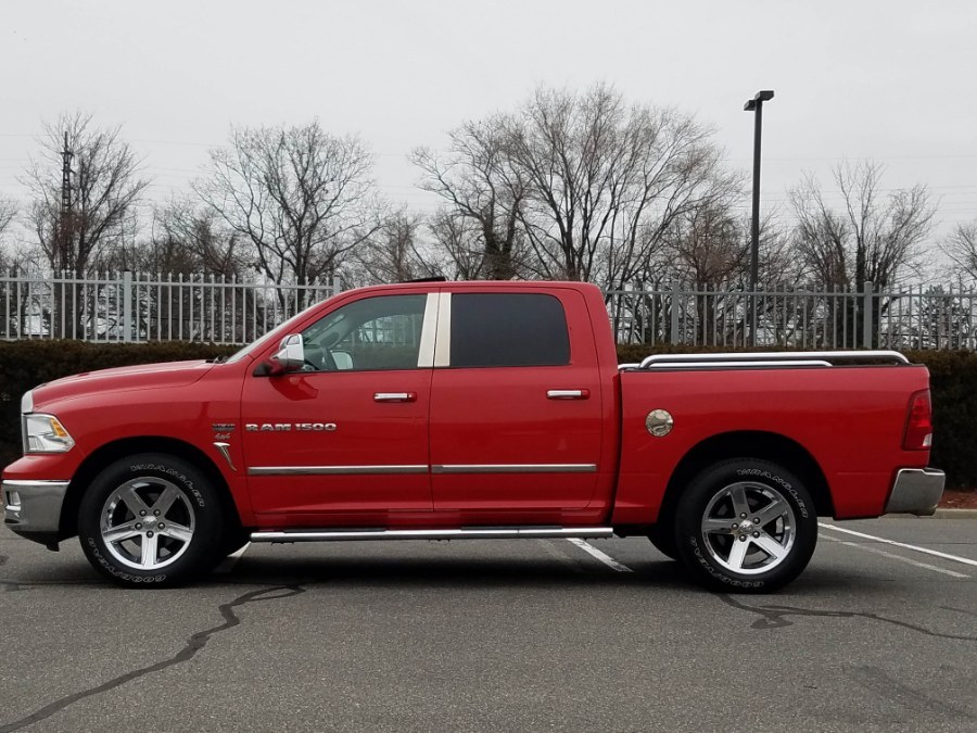 2011 Dodge Ram 1500 HEMI 5.7 LITER 4WD Crew Cab BIG HORN w/Back-up Camera,Sunroof, available for sale in Queens, NY